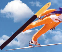 Ski jumping ladies live and learn